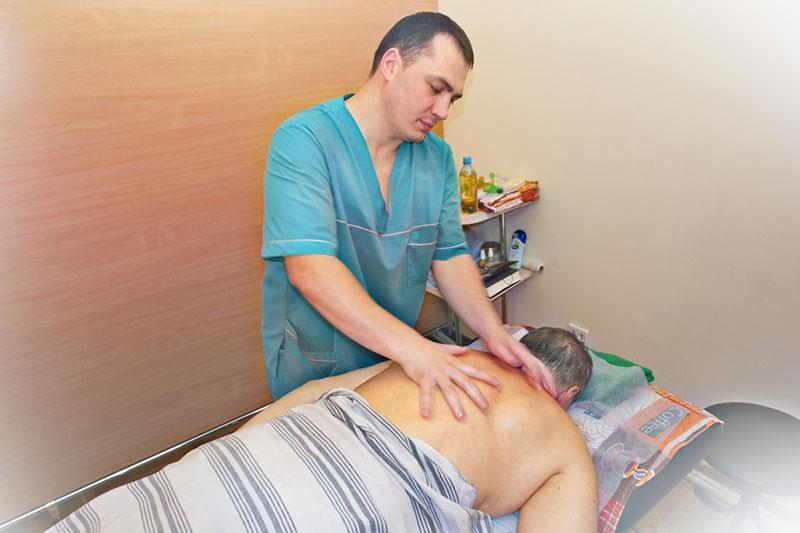 лікування в санаторії Шахтар