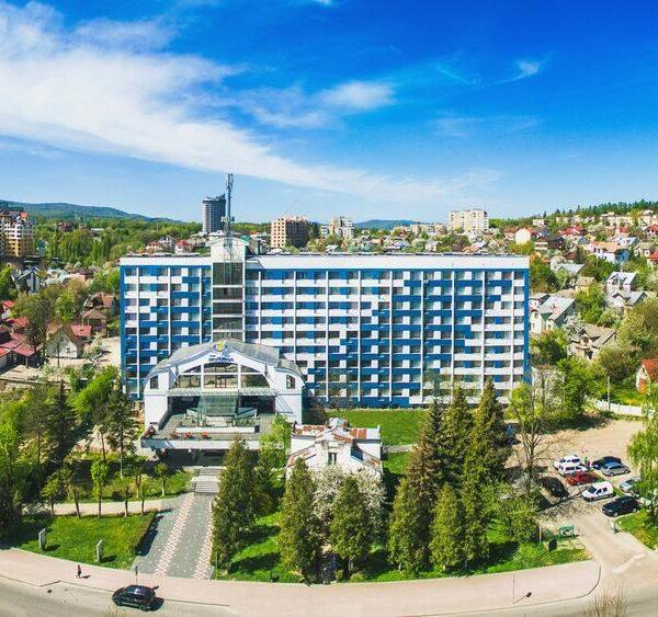 готель 365Трускавець територія