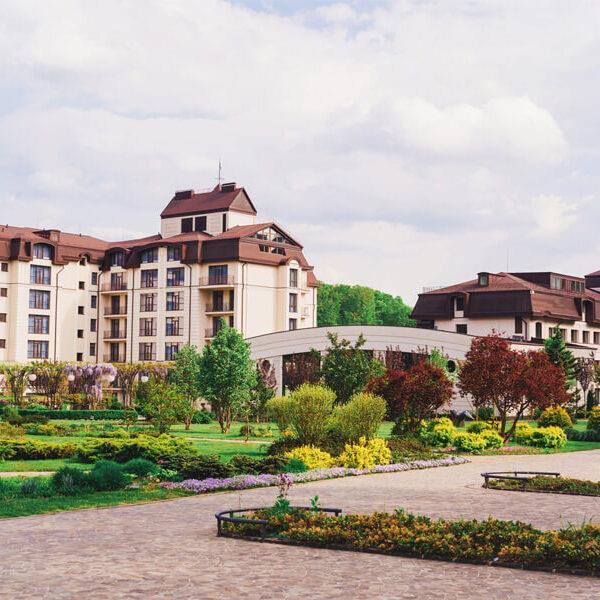 Деренівська купіль готель Ірис