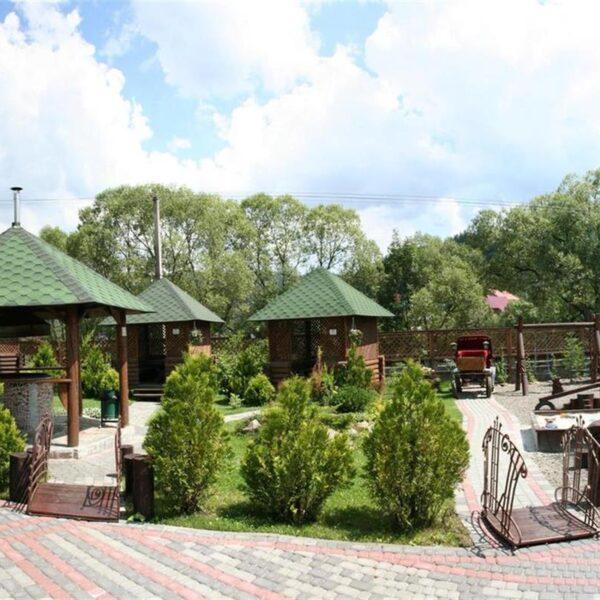 Літо в готелі Лагуна Славське