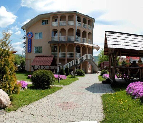 готель Славутич Поляна відпочинок в ЗАкарпатті