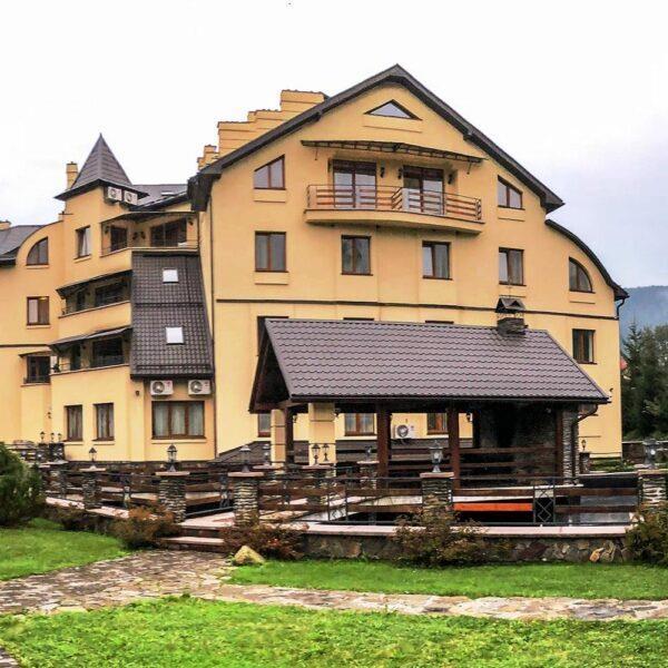 готель Гердан відпочинок в Яремче
