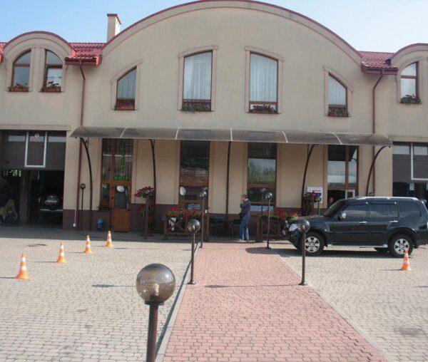 Готель sllep hotel головна