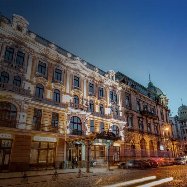 Готель Гранд готель у Львові головна