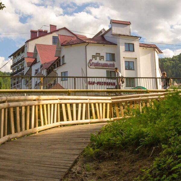 Віта парк Станіславський , відпочинок в Яремче