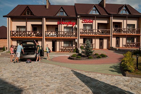 Боніфацій готель у Моршині