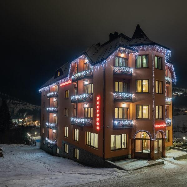 готель Альпін Буковель відпочинок