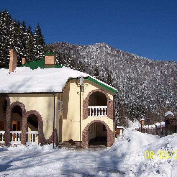 готель Наталі Славське відпочинок