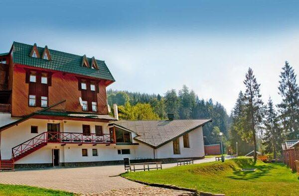 відпочинок у Славську, готель Рожанка