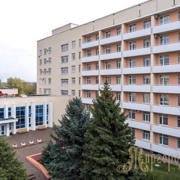 Санаторий Полтава главная