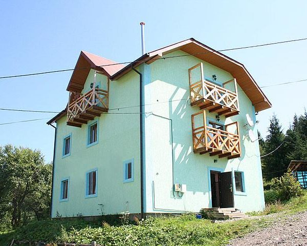 Уютный дом в отеле Аура Карпат