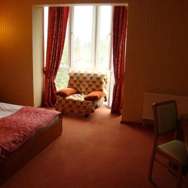 Уютный номер в отеле Терем
