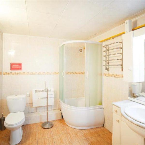 ванная комната Коттедж 12 месяцев