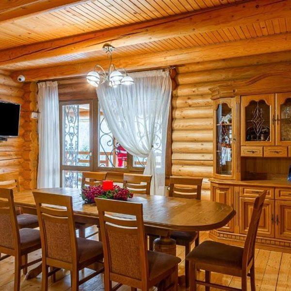 отдых в коттедже в горах Альпийка