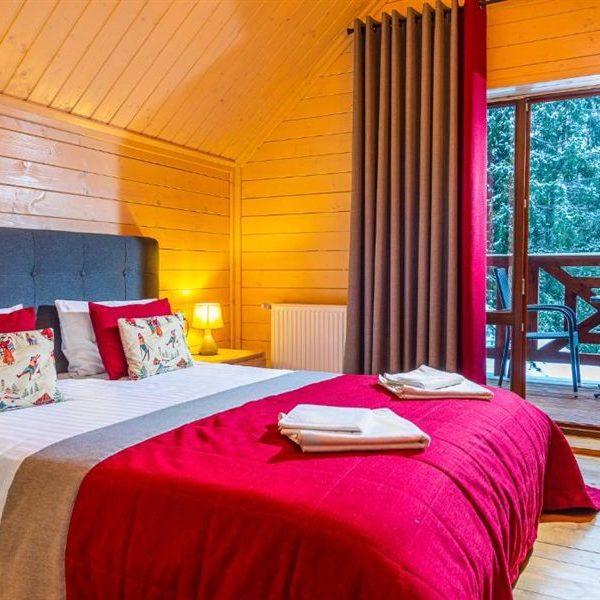 комфорт отдых в горах Альпийка