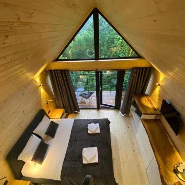 уютный коттедж вилла Альпийка