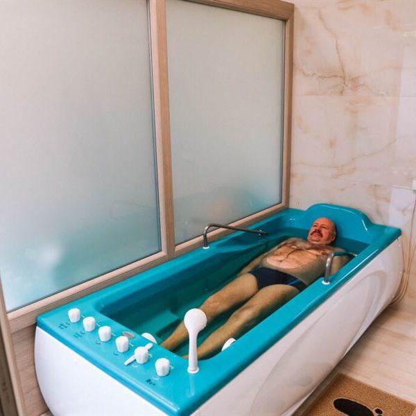 ванны отдых в Закарпатье Beaumont hotel Баймонт