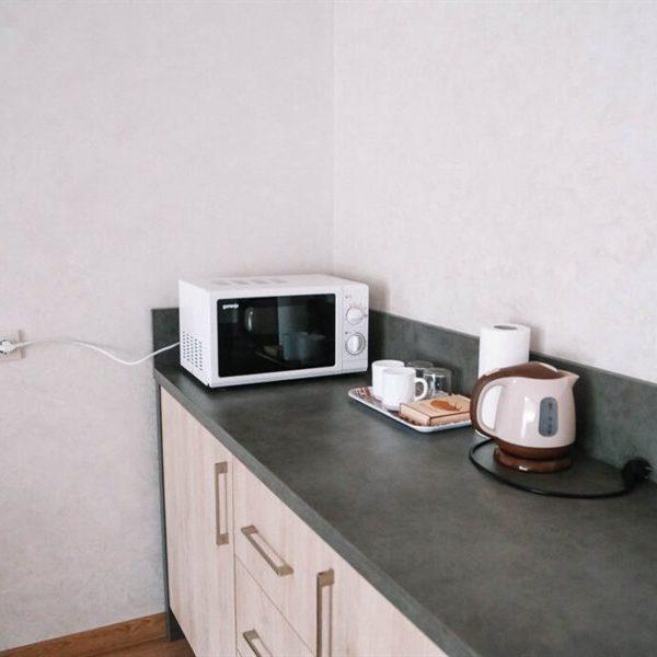 кухня отель Баймонт полулюкс