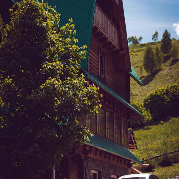 Літо в готелі Рандеву Славське