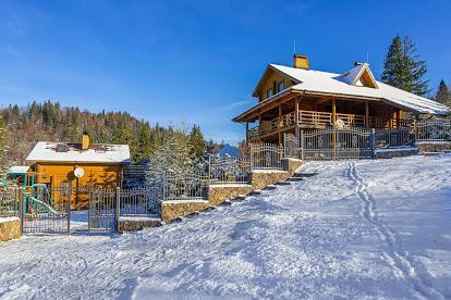 зима Славське вілла Альпійка