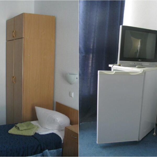 Компактный номер в санатории Дубрава