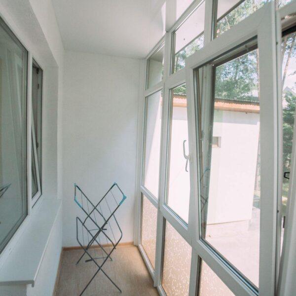 Балкон в номере люкс санаторий Пролисок