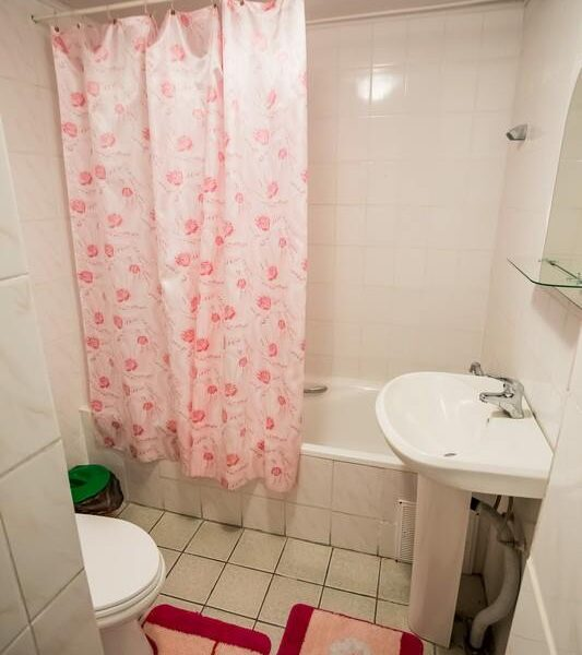 Ванна кімната в номері санаторій Пролісок