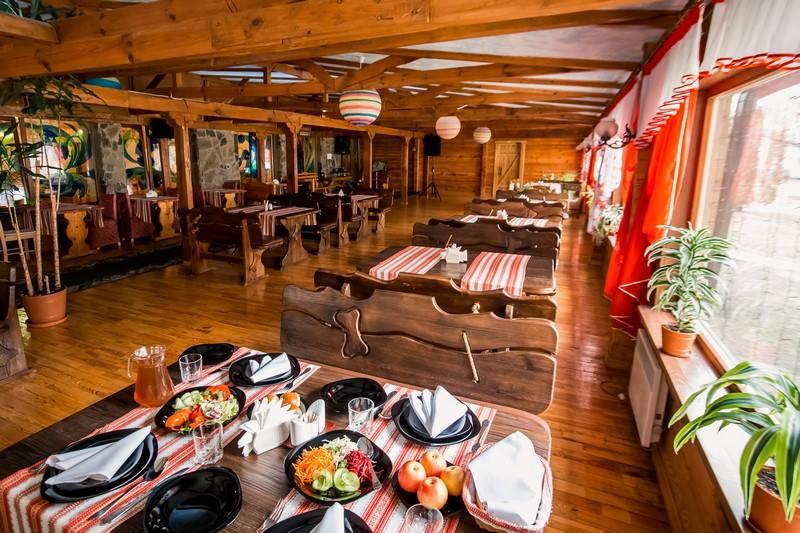 Ресторан санатория Пролисок