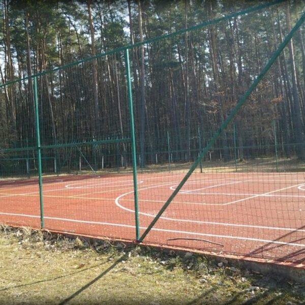 Спортивная площадка в санатории Пролисок