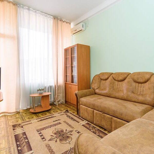Просторная гостиная в санатории Куяльник