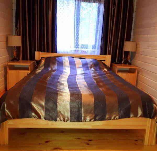 Затишне двоспальне ліжжко санаторій Червона Калина