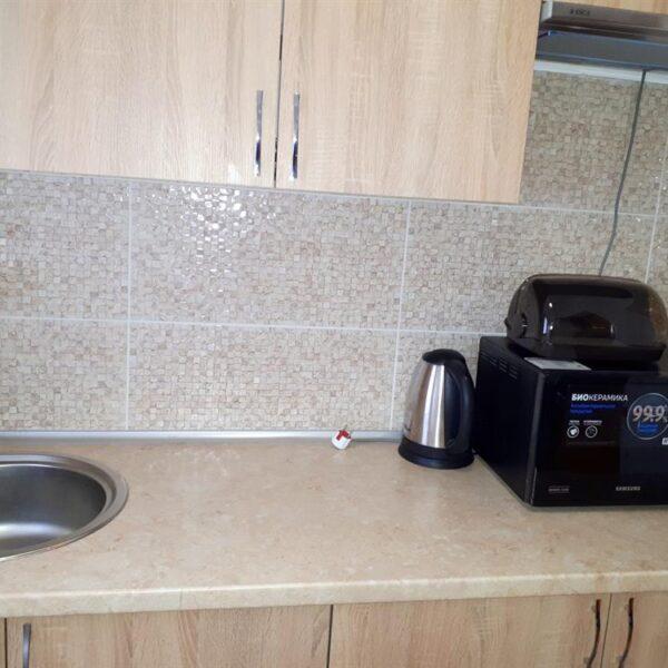 Кухня в доме санаторий Червона Калина