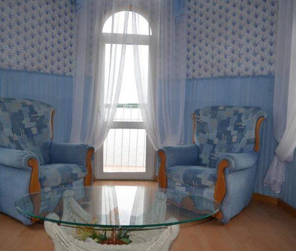 Просторная гостиная санаторий Червона Калина