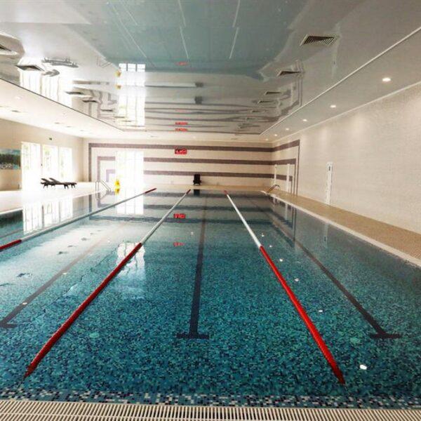 Плавание в санатории Одесса СБУ