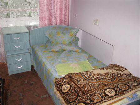 Односпальная кровать в санатории Любень Великий