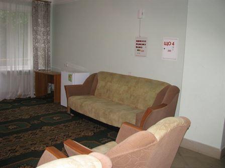 Гостиная в санатории Любень Великий номер