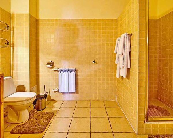 Просторная ванная комната санаторий Горького фото