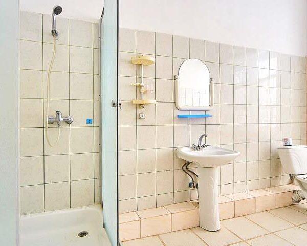 Просторная ванная комната санаторий Горького Одесса