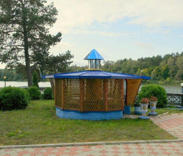 Будиночок Бликитна лагуна Санаторій Червона Калина