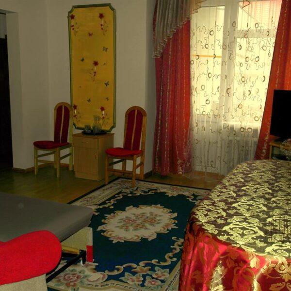 Вмісткий номер санаторія Червона Калина