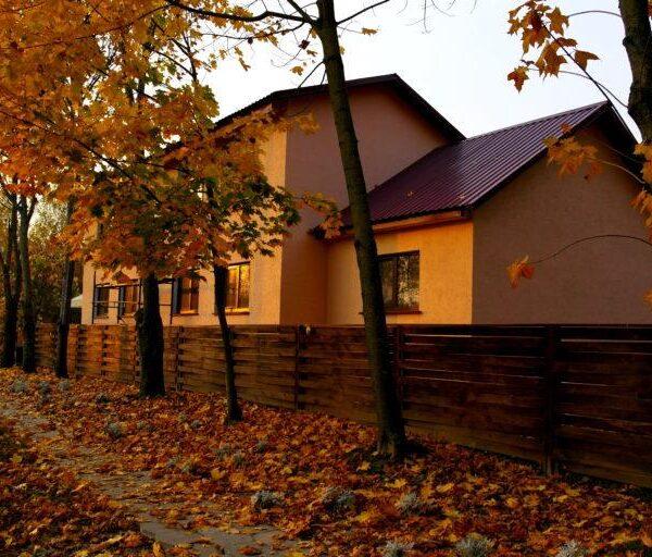 Коттеджной дом санаторий Червона Калина