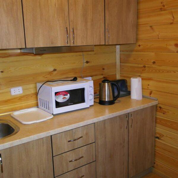Кухня в номере санаторий Червона Калина