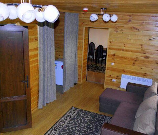 Компактная комната санаторий Червона Калина фото