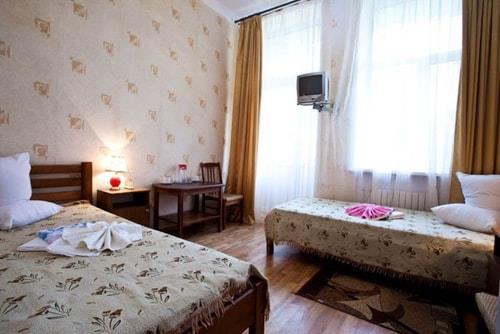 Стандартный номер в санатории Одесса СБУ
