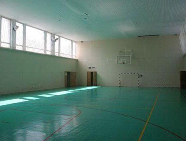 Спортивный зал санаторий Жовтень