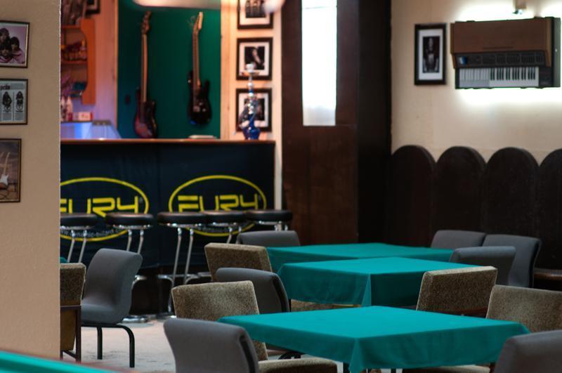 Ресторан санаторія Золота Нива