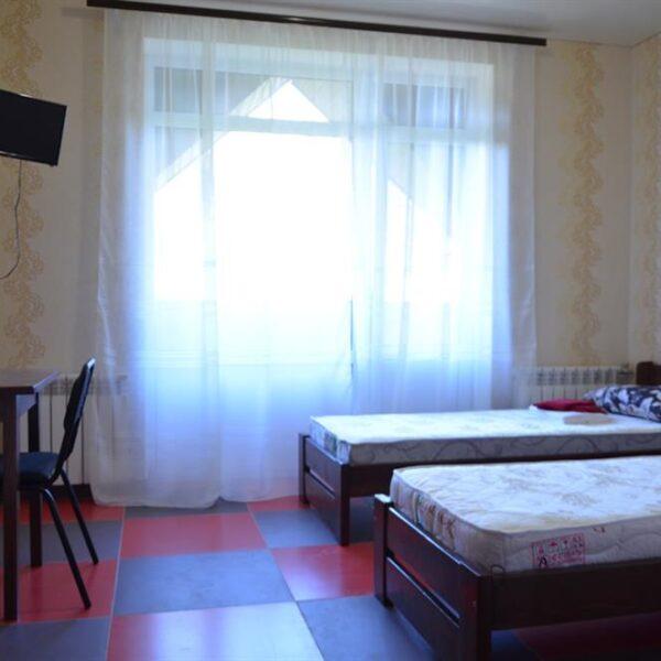 Две односпальные кровати санаторий Золотая Нива