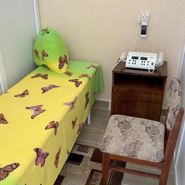 Кабінет для фіз. процедур санаторій Золота Нива
