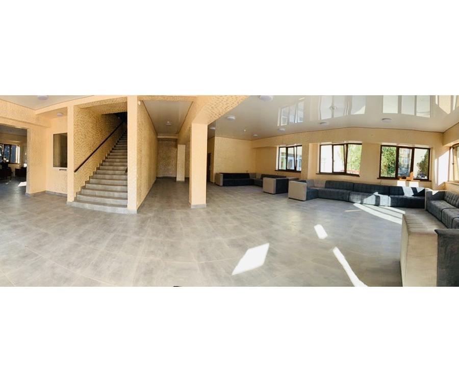 Хол в санаторії Золота Нива фото