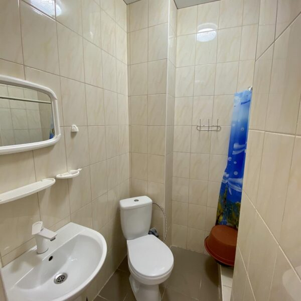 Ванна кімната в санаторії Золота Нива номера